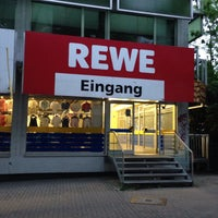 Photo taken at REWE by Oxana F. on 5/24/2016