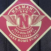 Photo taken at NAAMAN'S BBQ by Raymo E. on 6/13/2015