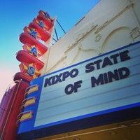 Photo taken at Texas Theatre by Raymo E. on 6/3/2013