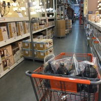 Photo taken at The Home Depot by Steven M. on 12/5/2014