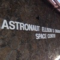 Photo taken at Astronaut Ellison Onizuka Space Center by meo on 4/10/2014