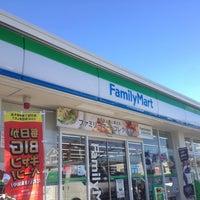 Photo taken at FamilyMart by meo on 1/16/2014