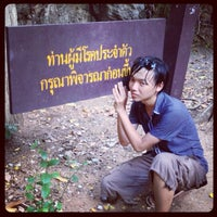 Photo taken at Aownoiseaview Resort by nOnluf A. on 5/25/2013