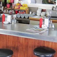 Photo taken at Hilltop Diner Cafe by Hilltop Diner Cafe on 12/10/2013