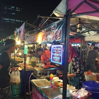 Photo taken at Train Night Market Ratchada by Ying S on 6/5/2015