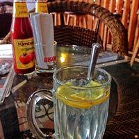 Photo taken at Texas Restaurant & Bar by Meheheheow on 10/15/2014