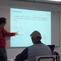 Photo taken at Colégio Técnico Industrial de Santa Maria - CTISM by Dalcione R. on 6/13/2017