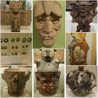 Photo taken at Museo Popol Vuh by Alex C. on 7/16/2014