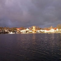 Photo taken at Stölpchensee by Gernot K. on 1/12/2014
