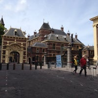 Photo taken at Mauritshuis by Hans-Erich S. on 6/29/2014
