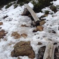 Photo taken at Mount Ellinor by Calvin M. on 1/1/2014