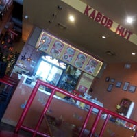 Photo taken at Kabob Hut by Tom J. on 5/25/2013