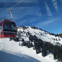 Photo taken at Crystal Mountain Ski Area by Дмитрий В. on 2/3/2013