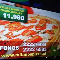 Photo taken at Milano's Pizza by Patrick L. on 10/11/2014