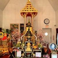 Photo taken at Wat Buddha Thai Thavorn Vanaram by Thiti P. on 4/28/2013