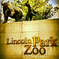 Photo taken at Lincoln Park Zoo by Thiti P. on 12/4/2012