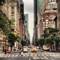 Photo taken at Madison Ave by Thiti P. on 6/27/2013