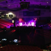 Photo taken at O'Reilly Family Event Center by Rob F. on 2/9/2013