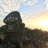 Photo taken at 西崎燈台 by Ikuko M. on 11/1/2017