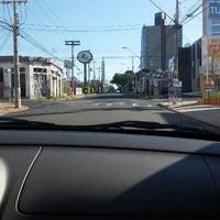 Photo taken at Avenida Barão de Itapura by Débora C. on 2/8/2015