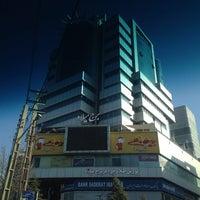 Photo taken at Milad Tower by ha med k. on 1/8/2014