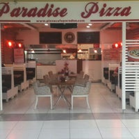 Photo taken at Paradise Pizza by Hüseyin K. on 6/2/2015
