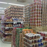 Photo taken at トライアル 恵庭店 by Naoya I. on 10/22/2012