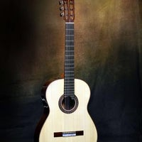 Photo taken at Savage Classical Guitar by Richard S. on 12/11/2013