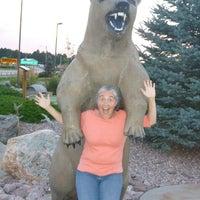 Photo taken at Grizzly Gulch Adventure Golf by Allegra L. on 8/30/2013