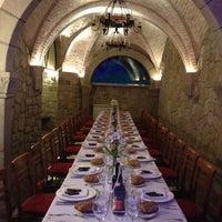 Photo taken at Restaurante Ametzagaña by Alberto B. on 3/1/2014
