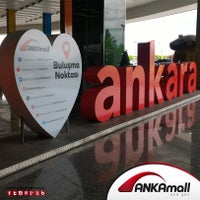 Photo taken at ANKAmall by ANKAmall on 9/8/2016