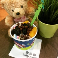 Photo taken at Tutti Frutti by xiiaobarbiie b. on 3/31/2016