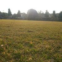 Photo taken at CC Park, DHA by Osman R. on 1/12/2014