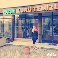 Photo taken at Buse Kuru Temizleme by Buse T. on 11/4/2014