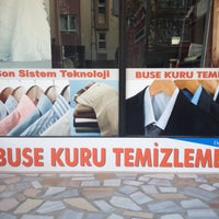 Photo taken at Buse Kuru Temizleme by Buse T. on 12/3/2014