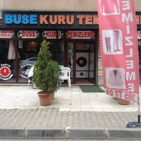 Photo taken at Buse Kuru Temizleme by Buse T. on 7/15/2014