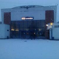 Photo taken at Železniční stanice Lovosice by Jan S. on 2/12/2013