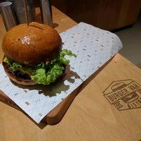 Photo taken at Burger Van Bistro by Jan S. on 10/13/2016