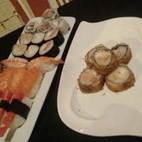 Photo taken at Miyagi Sushi by Weslley F. on 12/28/2014