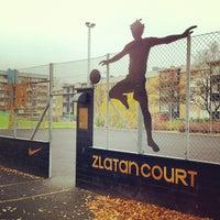 Photo taken at Zlatan Court by Niklas H. on 11/17/2012