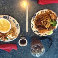 Photo taken at Golden China Chinese Buffet by Sean H. on 2/17/2014