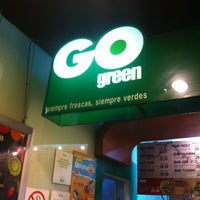 Photo taken at Go Green by Edgar F. on 12/21/2013