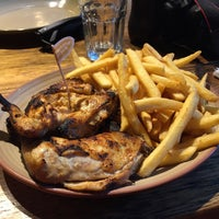 Photo taken at Nando's by Mario C. on 2/28/2016