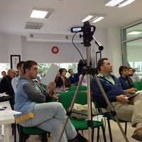 Photo taken at Business and Networking Club by Асен Г. on 9/27/2014