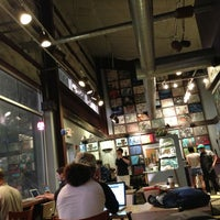 Photo taken at Inversion Coffee House by Sarah G. on 5/23/2013