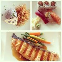 Photo taken at K-ZO Restaurant by Miss W. on 8/6/2013