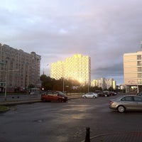 Photo taken at Остановка «Театральная» by vitaliy on 7/20/2013
