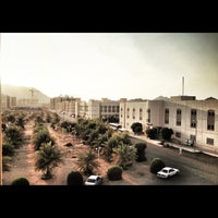Photo taken at Islamic University of Madinah by Afif A. on 10/13/2012