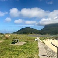 Photo taken at Lord Howe Island Airport (LDH) by Elaine Y. on 12/2/2017