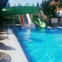 Photo taken at İhlas Armutlu Aqua Parkı by Yeşim A. on 9/7/2017